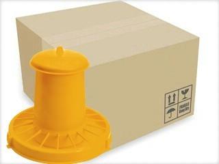 Бункерные кормушки для птиц 10.5 л, 10 шт