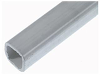 Труба квадратная 22х22 мм для линий поения, 1 метр